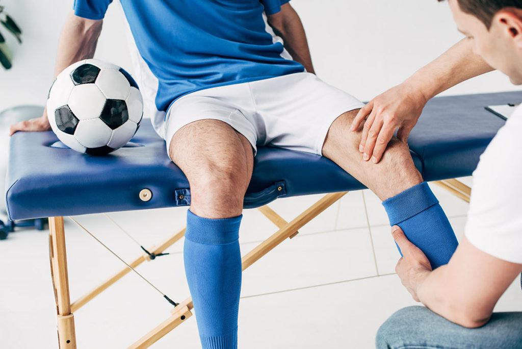 Terapia Quiropráctica para Lesiones Deportivas