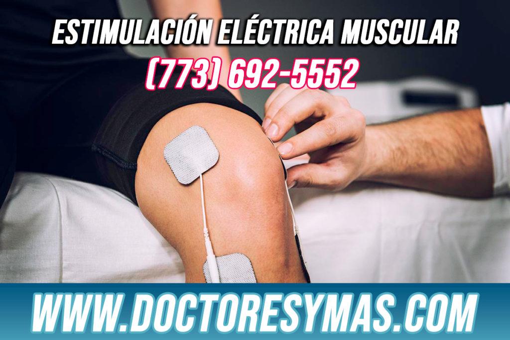 Estimulación Muscular Eléctrica en Chicago Illinois