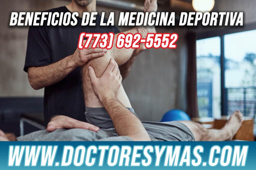 Quiroprácticos de Medicina Deportiva en Chicago IL