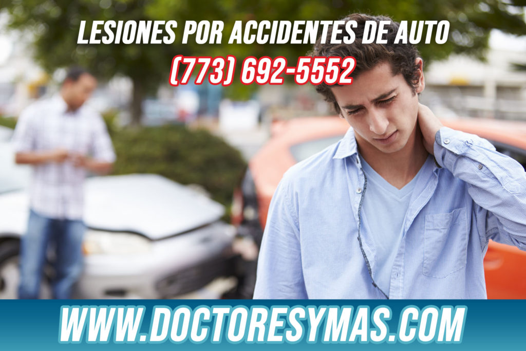 Beneficios de la Quiropractica despues de un Accidente de Auto en Chicago Illinois