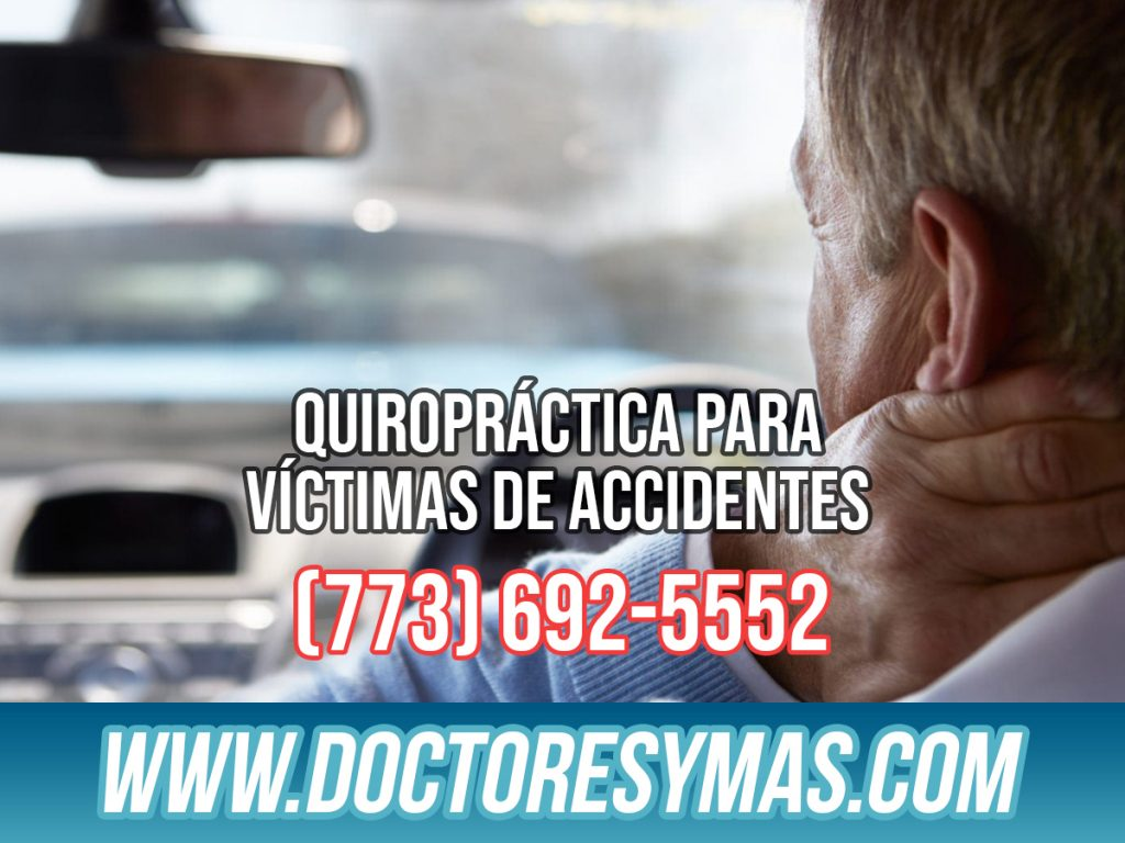 Quiropractica Para Accidentes de Auto en Chicago